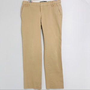 GAP Stretch Straight Leg Khaki Chino 2 Long